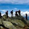 Группа украинских туристов обнаружена в горах Северной Осетии