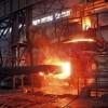 Украина стала производить меньше стали
