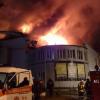 Пожар в «Октябре»
