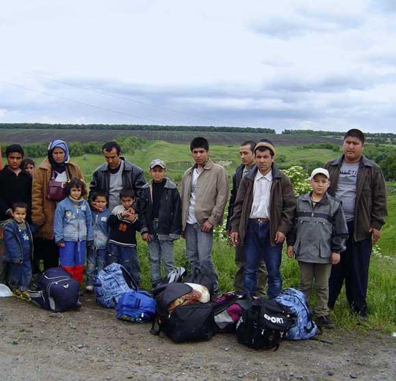 На территории Новой Москвы задержали более 150 нелегальных мигрантов
