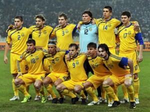 Сборная Украины 2013
