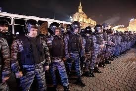 Центр Киева освобождают от митингующих