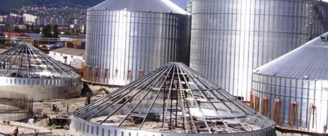 Новый зерновой комплекс