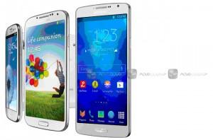 В сети появилась новая фотография Galaxy S5