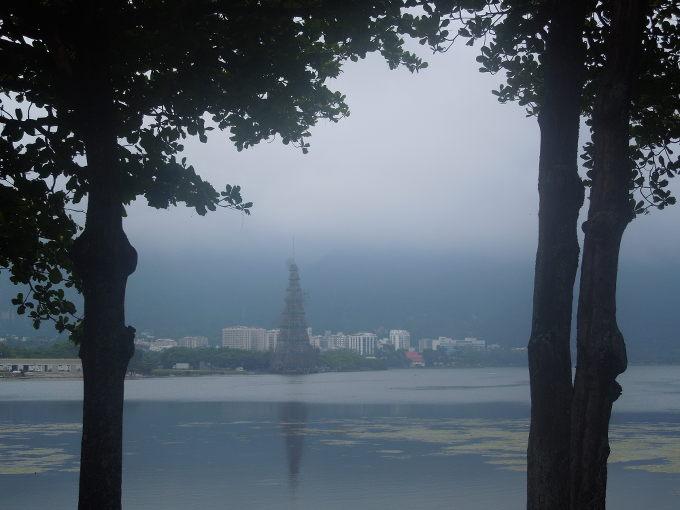 Елка в Бразилии