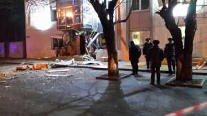 Одесса Взрыв в бизнес-центре