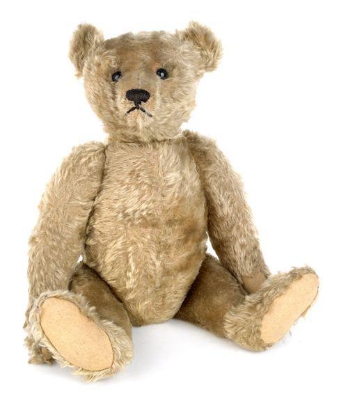 Медведь Тедди образца 1902 года